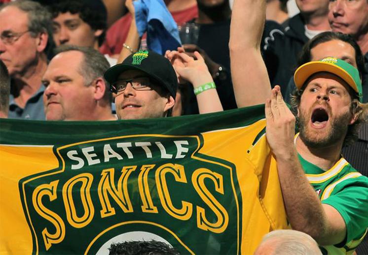 Canasteando edición el regreso del basquet a Seattle