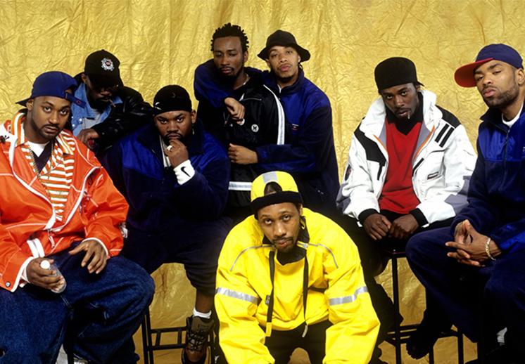 Protege tu cuello y regresa a los 90s con el Wu-Tang Clan