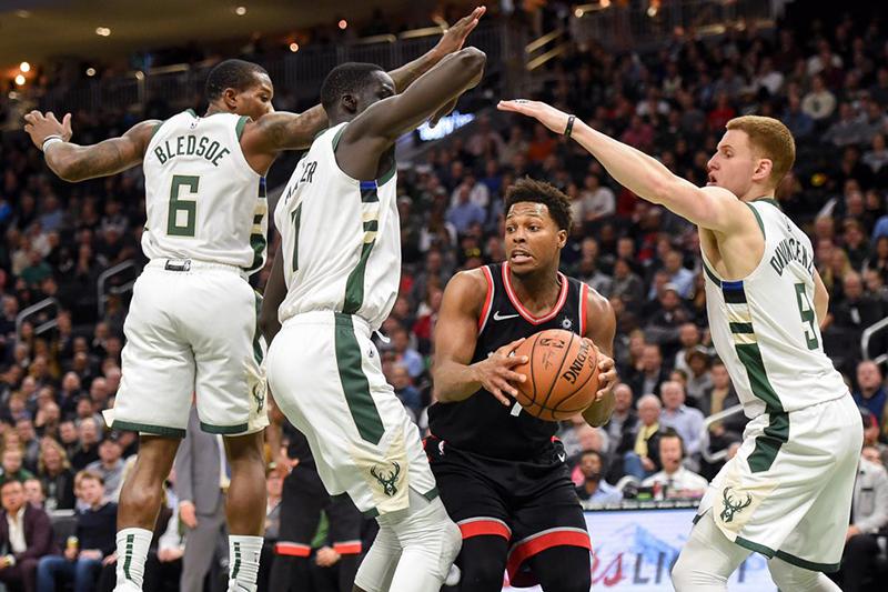 Sólo queda un invicto en la NBA