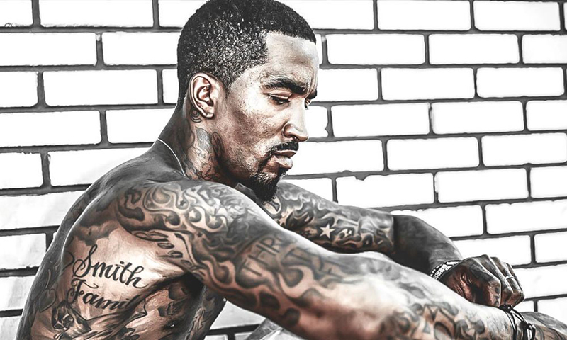 JR. Smith listo para enmendar sus errores