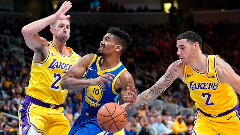 Los Lakers cerraron con el pie derecho la pretemporada