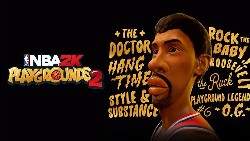 NBA Playgrounds 2, el heredero de las retas callejeras