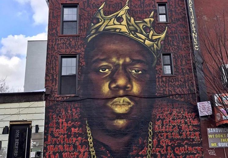 Los Nets de Brooklyn a ritmo de Notorious B.I.G.