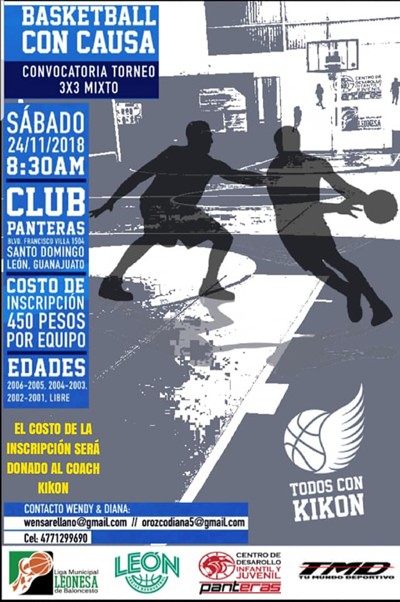 Basketball Con Causa: Coach Kikon