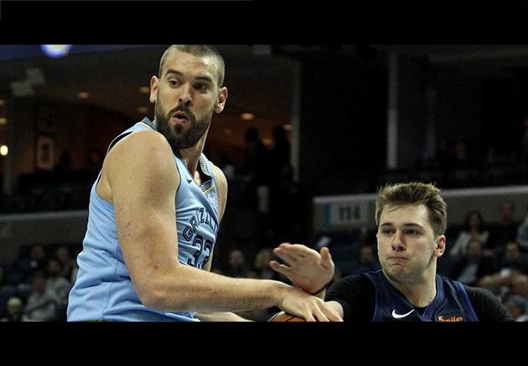 Clippers y Grizzlies sorprenden en el Oeste