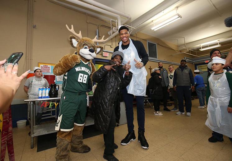 Día de Acción de Gracias en la NBA