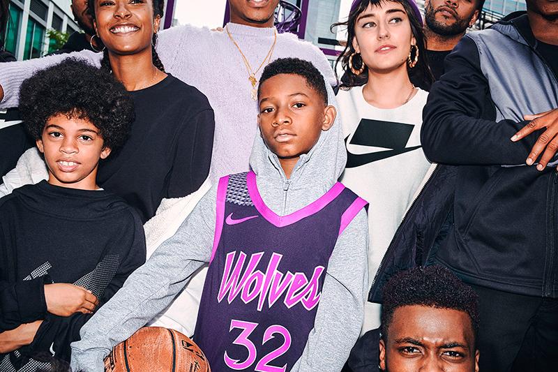 Prince y Biggie homenajeados en los nuevos jerseys City Edition