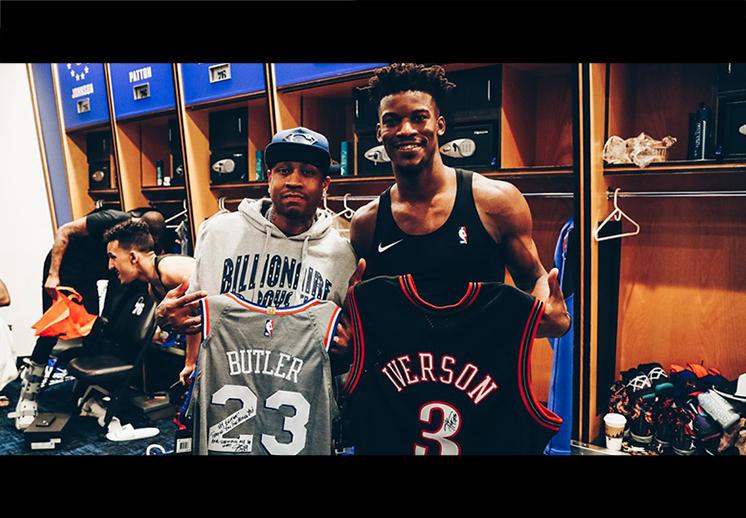 Semana de reencuentros: Iverson en Fily y Duncan en San Antonio