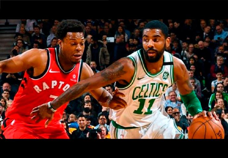 Kyrie Irving en modo leyenda con los Celtics