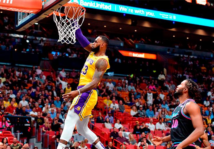 El Heat de Miami la más reciente víctima de LeBron