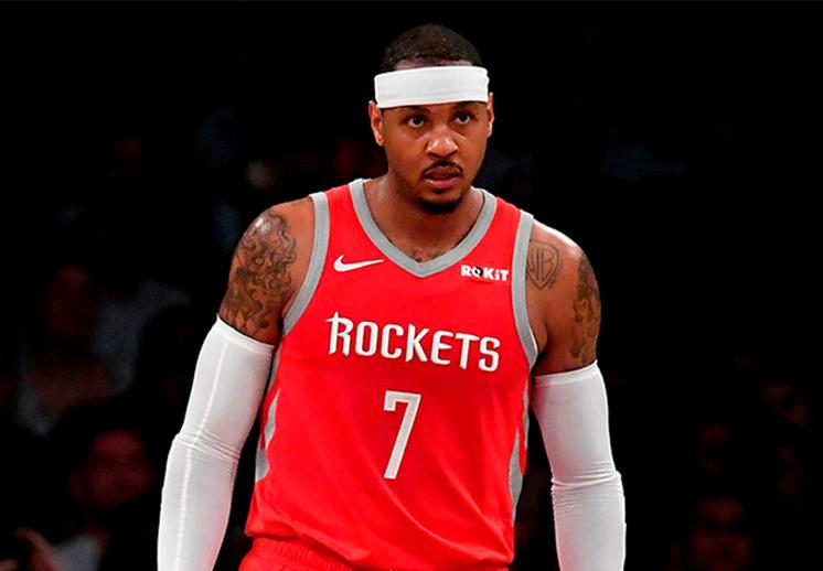 ¿Qué va a pasar con Carmelo Anthony?