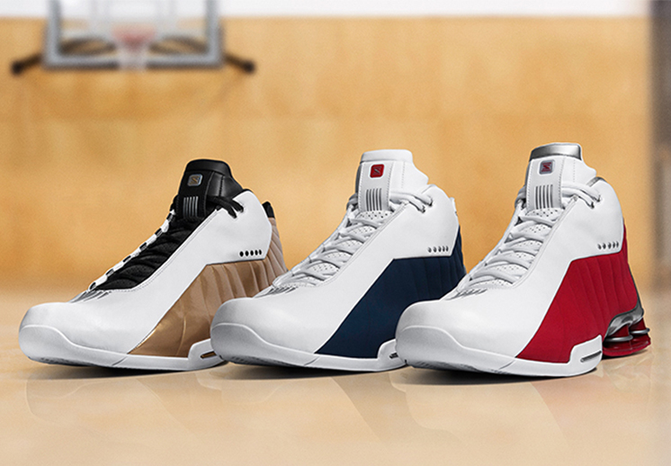 Vince Carter trae de vuelta unos sneakers clásicos