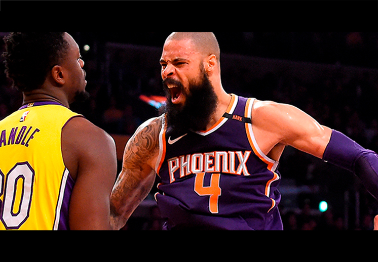 Tyson Chandler cerca de regresar a California