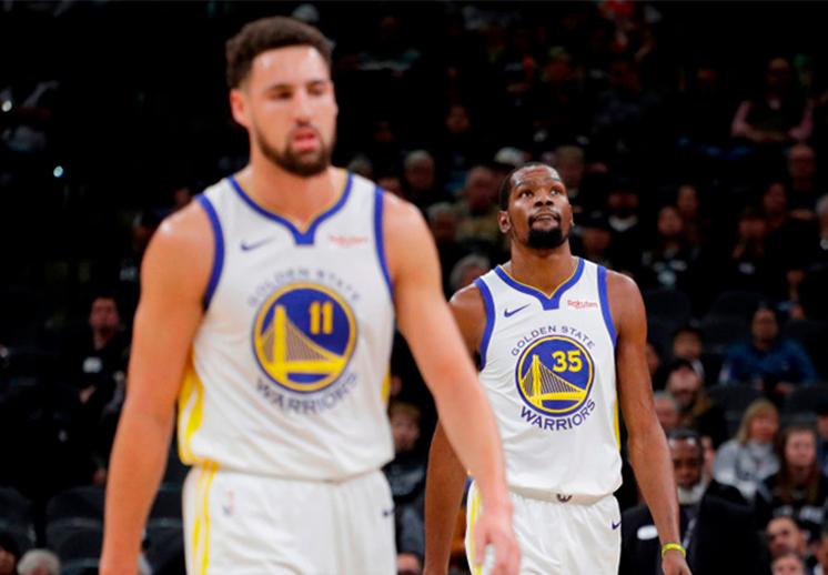 La peor versión de los Warriors
