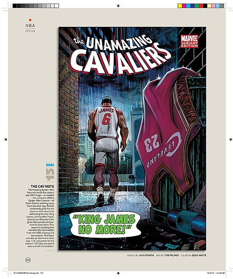 El legado de Stan Lee en el mundo del basquet