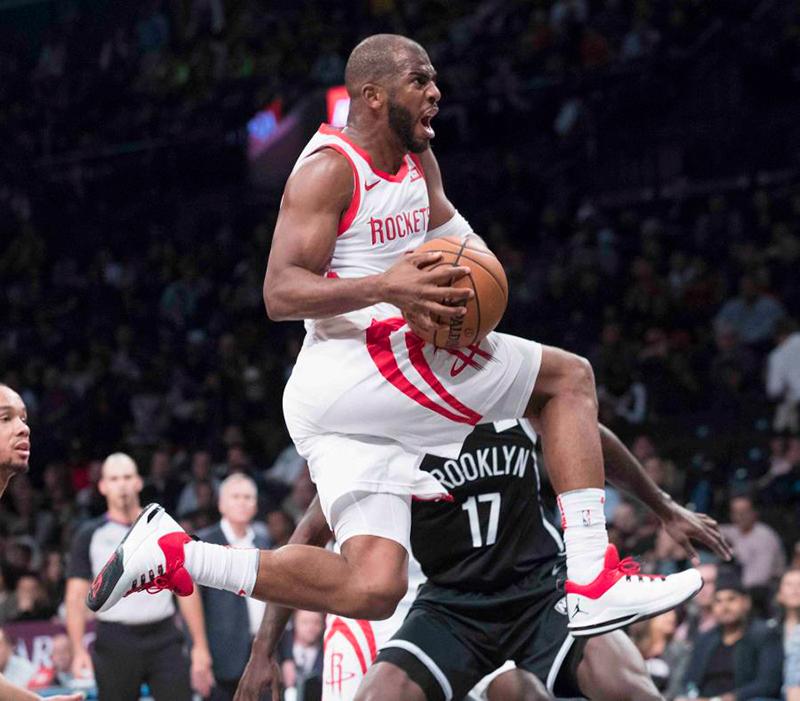 Los Rockets dejaron atrás la mala racha