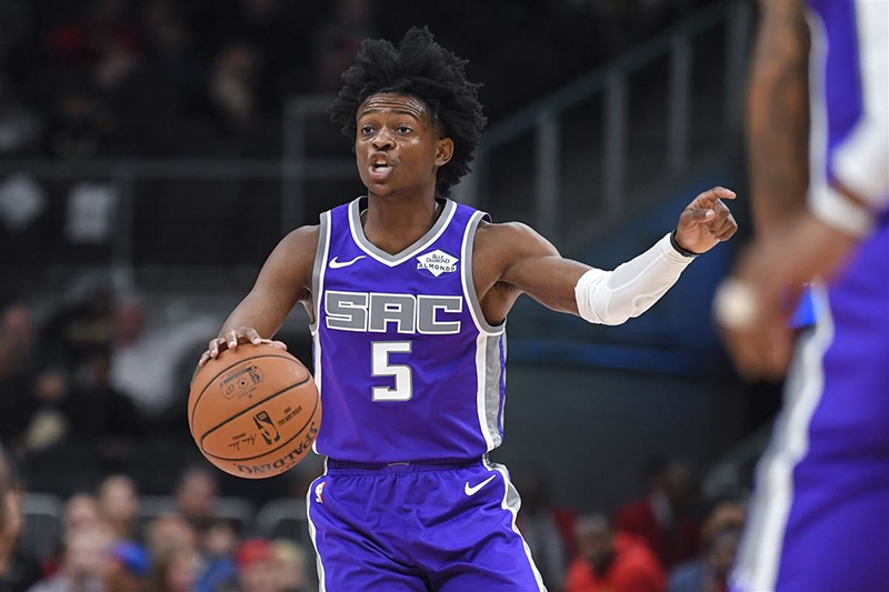 De'Aaron Fox y los Kings en plan grande