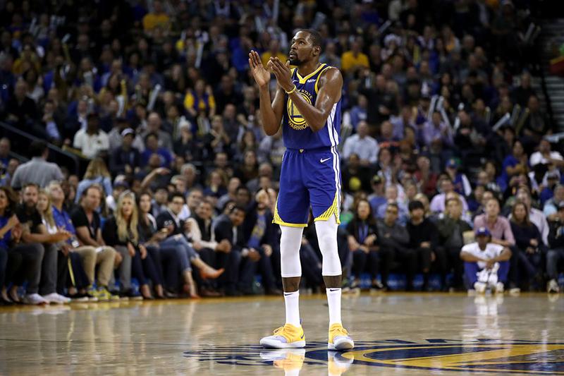 Regresa la calma a los Warriors de Golden State