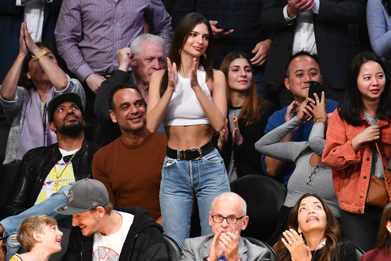 La belleza regresó al Staples Center de LA