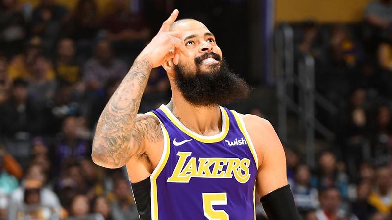 Los Lakers con el cuchillo entre los dientes