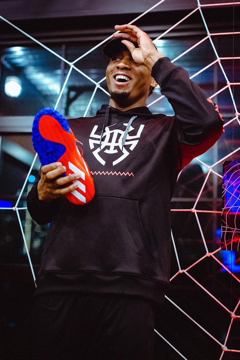 El debut de Donovan Mitchell en el mundo de los sneakers