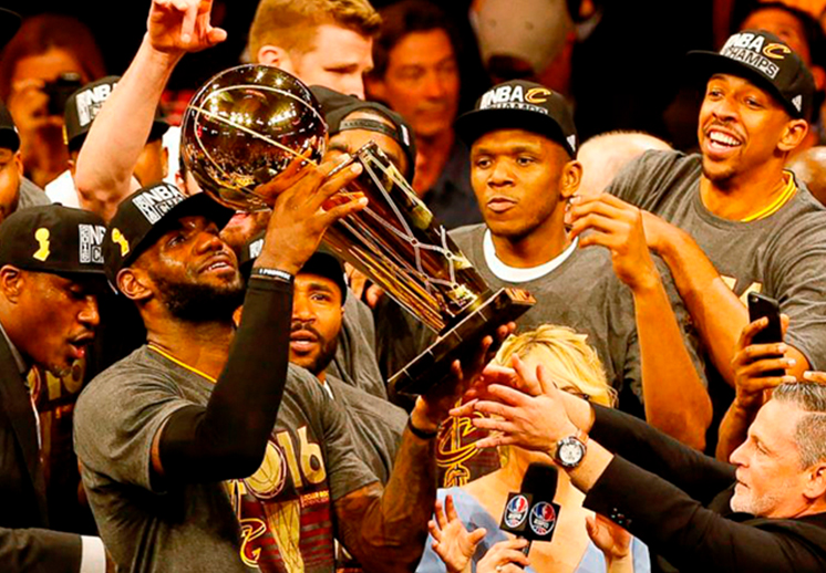 LeBron James el mejor de la historia