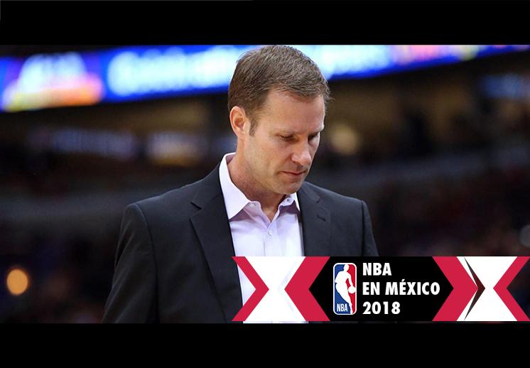Toros de Chicago a Mexico con nuevo coach