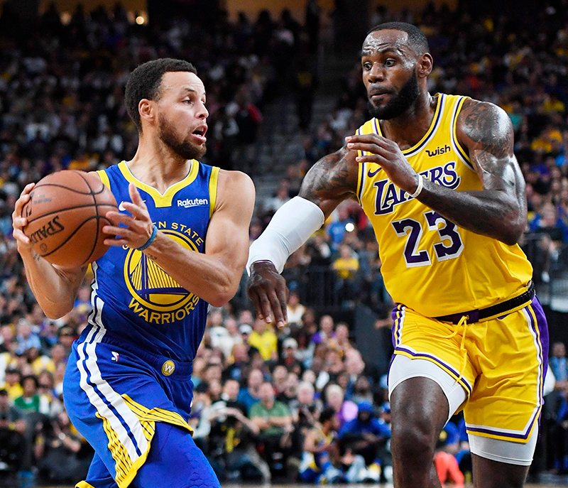 5 datos históricos para el NBA Christmas Day