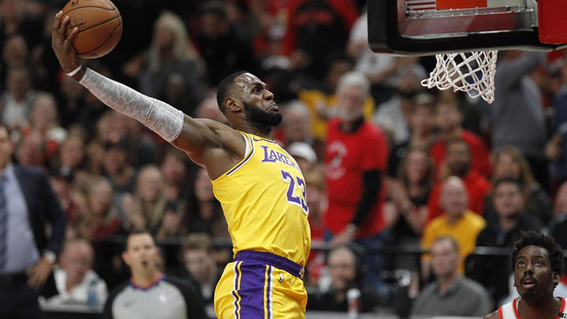 Datos curiosos de los juegos de Navidad en la NBA