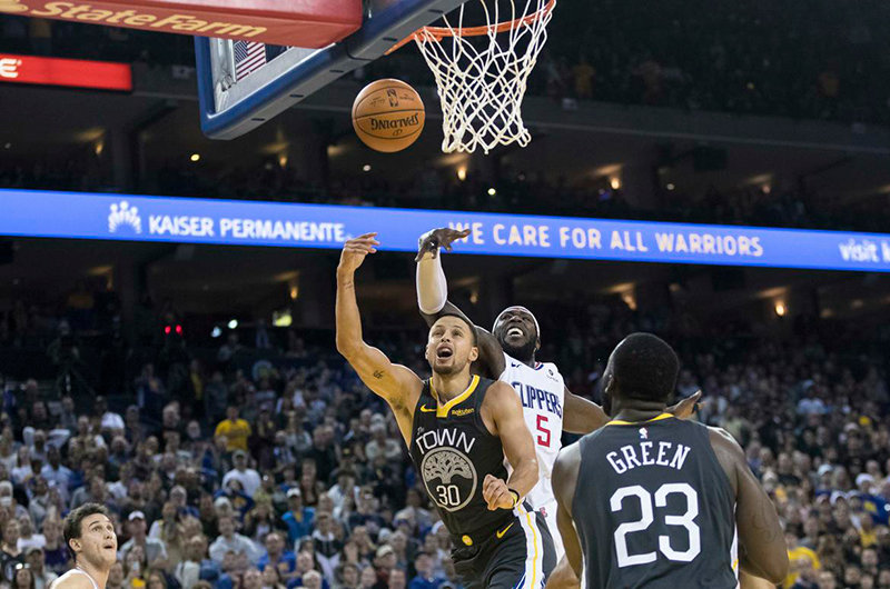 Los Warriors ganaron al estilo Stephen Curry