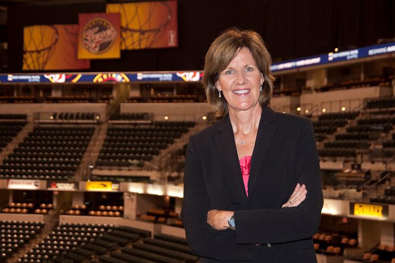 Una leyenda de la WNBA llega a los Pacers de Indiana
