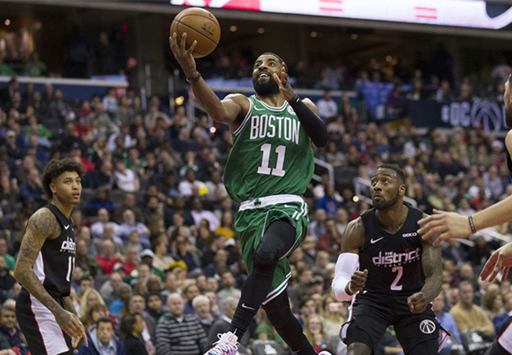 Final de alarido entre Wizards y Celtics