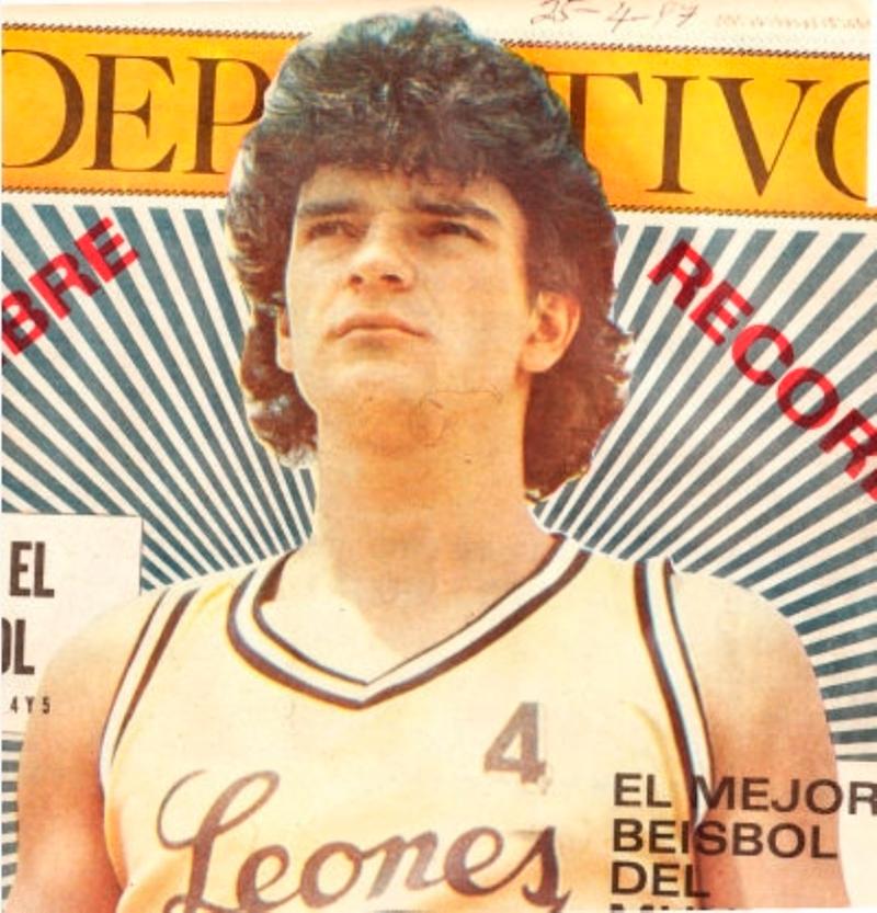 Ricardo Arjona, estrella del basquetbol