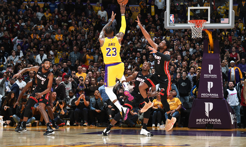 El último baile de LeBron y Wade