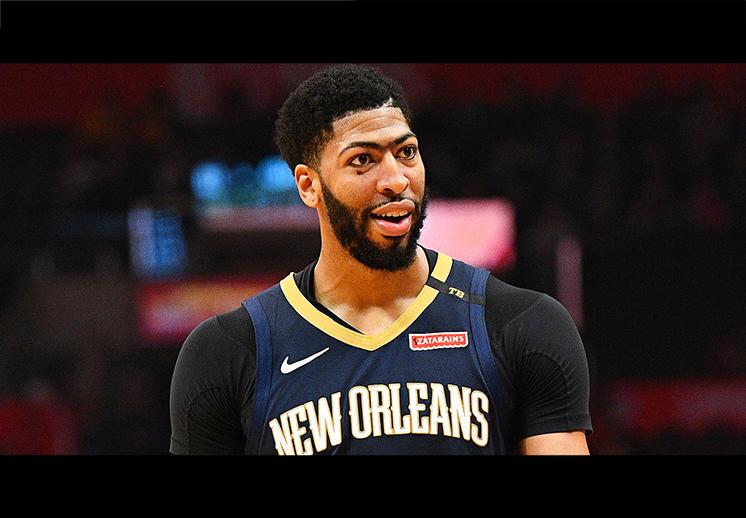 Los Pelicans responden a Anthony Davis