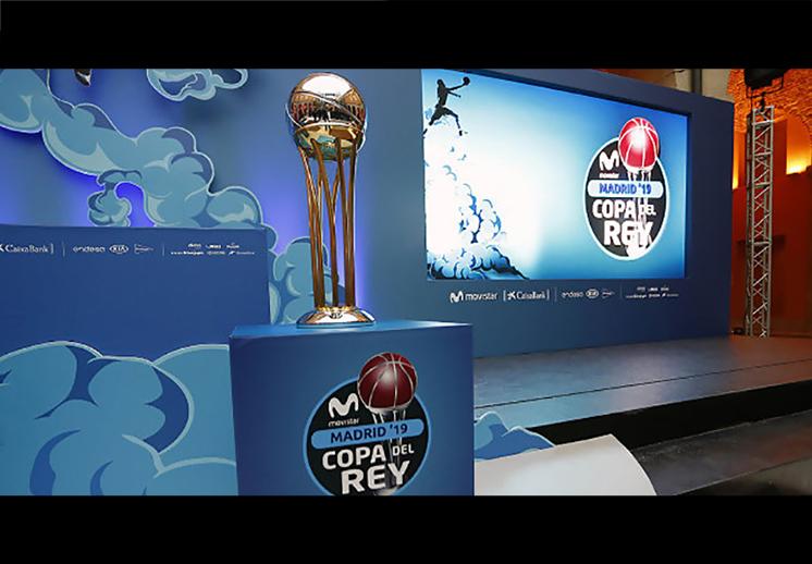 Listos los duelos para la Copa del Rey en la Liga Endesa
