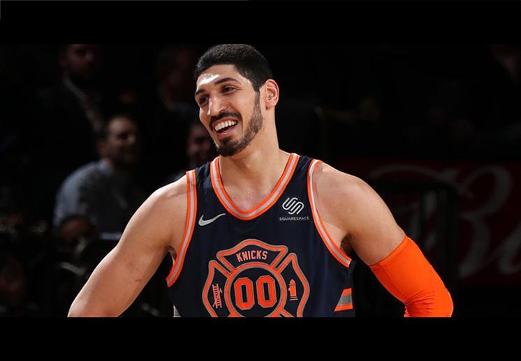 El secreto de Enes Kanter que ilusiona a los fans de los Knicks