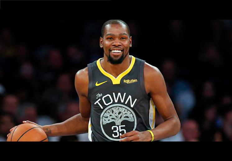 Kevin Durant no perdonará ni un centavo