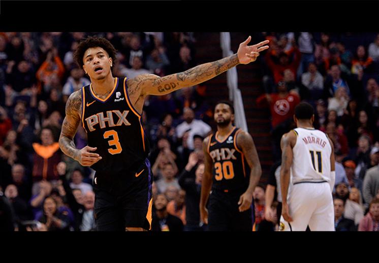 Sábado redondo para los Suns de Phoenix