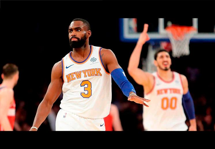 Los Knicks quieren hacer limpieza