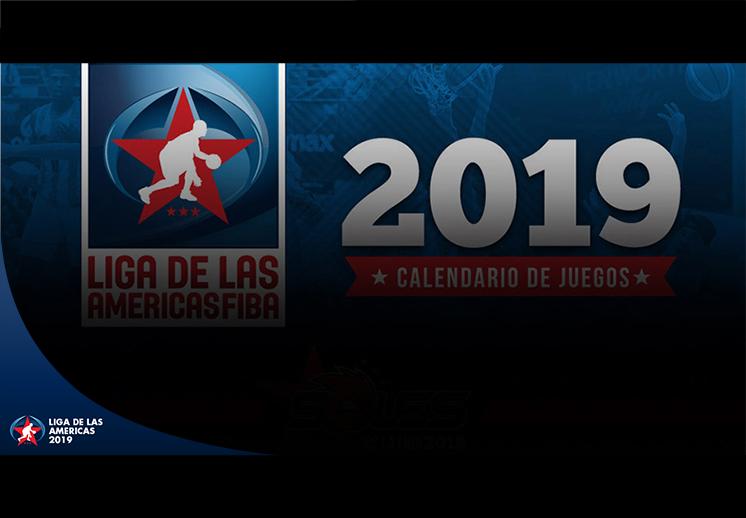Guía para la Liga de las Américas 2019