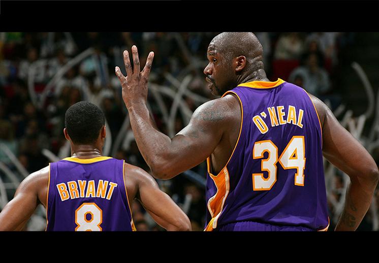 Shaquille O'Neal salió en defensa de Kobe Bryant