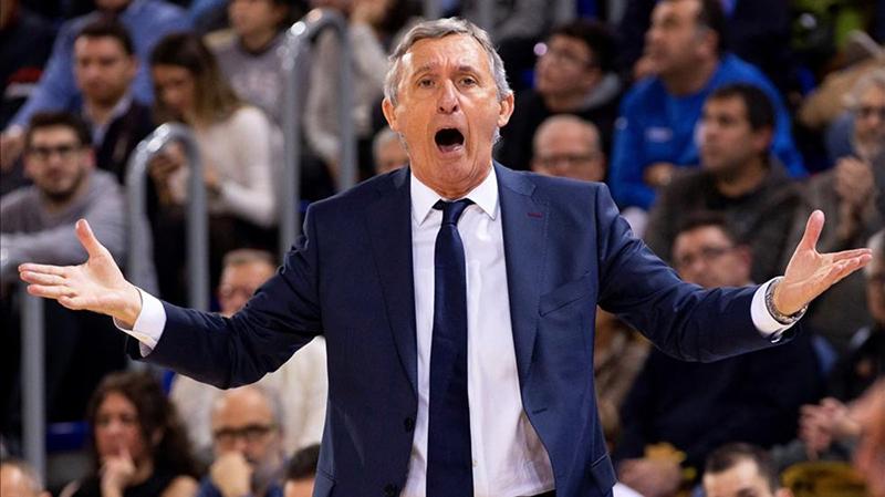 El entrenador del Barcelona le tunde a la NBA