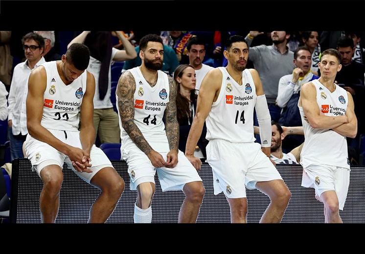 El Real Madrid amenaza a la Liga ACB