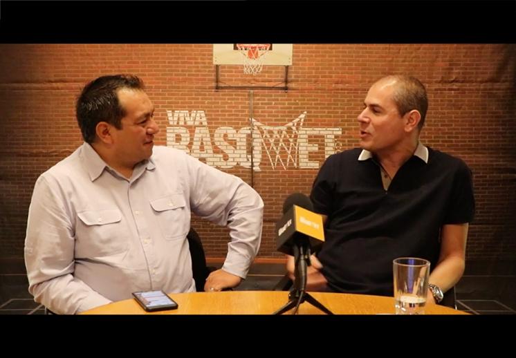 Una charla con el coach Iván Déniz