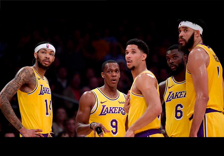 Se calientan los ánimos en el cuartel de los Lakers