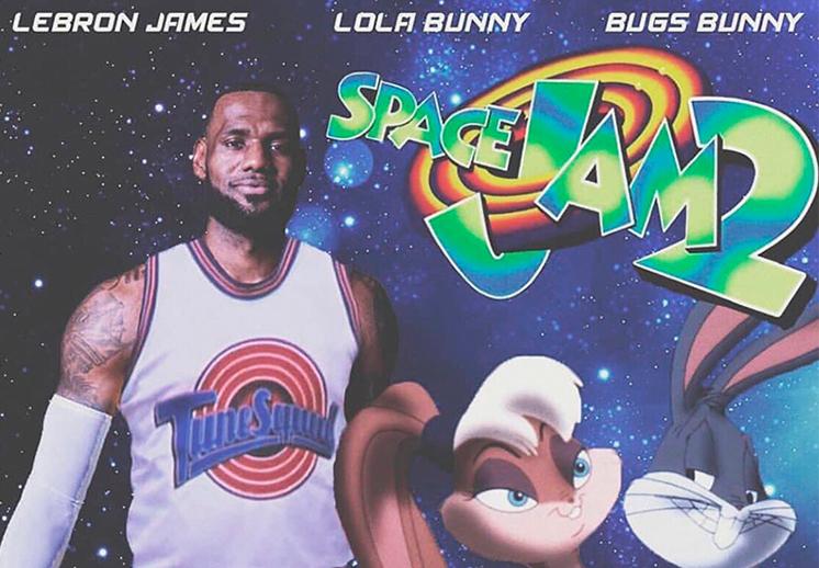 Space Jam 2 ya tiene fecha de estreno