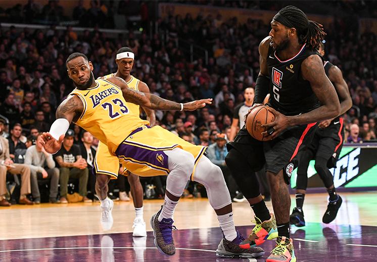 Los Lakers con la soga al cuello