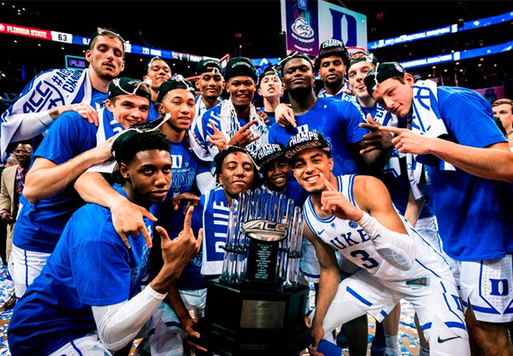 Zion Williamson llevó a Duke al título de la ACC