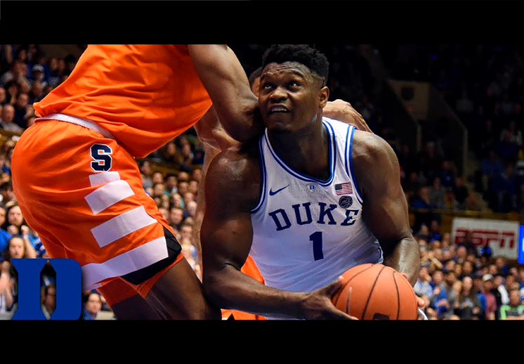 Regreso en grande para Zion Williamson